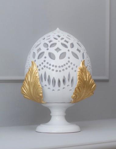 Lampada da tavolo PUMO CASTELLO 40 cm...